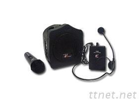 無線肩掛式擴音機