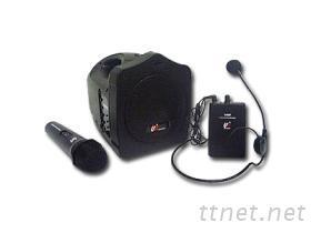无线肩挂式扩音机