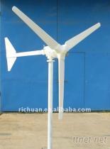 600w水平轴永磁风力发电机