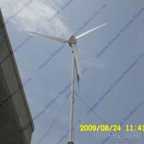 2014最新日川1kw永磁风力发电机