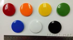 直径4公分玻璃白板强力磁铁