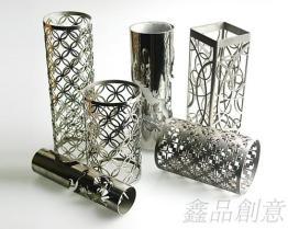 不鏽鋼雷射 禮品 贈品 工藝品 圓管雷射 雷射切割 雷雕藝品 客製金屬禮品