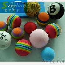 廣告促銷PU廣告球, LOGO廣告詞印刷PU球