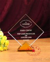 現貨水晶獎盃 k9水晶獎牌 獎盃直銷廠家
