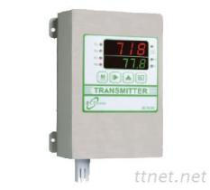 BCT CO2+溫溼度傳送器