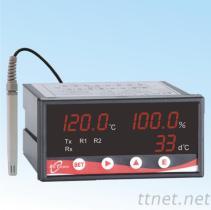 多功能雙迴路溫溼度控制器
