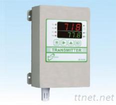 CO2+温溼度传送器