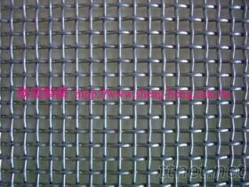 鍍鋅平織網
