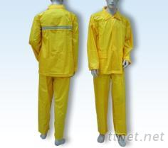 夜光雨衣-黄色