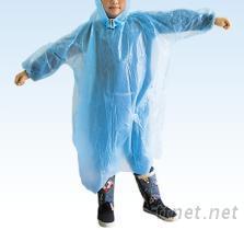 兒童輕便型雨衣(加厚)