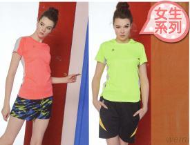 女版-吸排運動上衣