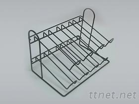 鐵製器具與網架