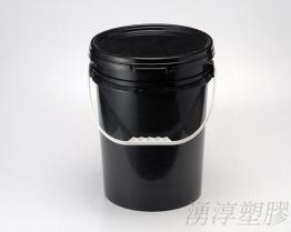 20L 化工油墨桶/ 易開平口