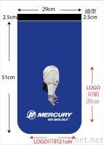 防水包, 尼龙防水包, 单肩背防水包-10L蓝色包