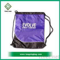 210D涤纶拉绳背袋, 拉绳袋, 拉绳背包