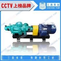 ZDM(PM)型自平衡耐磨多級泵