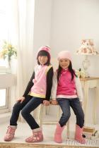 兒童可愛中國服