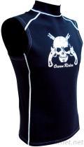 Ocean Rider 高級無袖防寒衝浪衣