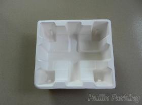 電子產品紙托, 紙漿模塑