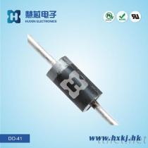 1N4007 普通整流二極體 DO-41 慧芯品牌 質量保證