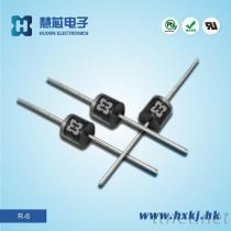 FR607 快恢複整流二極體 R-6封裝 慧芯品牌 質量保證