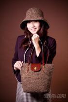 淑女帽、女用包包系列