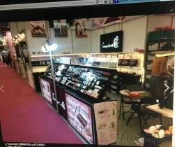 壓克力化妝品展示櫃,專櫃展示架
