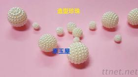 婚礼小物,造型珍珠
