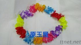 回國花環, 夏威夷風花環