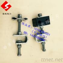 adss光纜參數表杆用引下線夾塔用引下線夾引線線夾價格導引線夾曲阜魯電