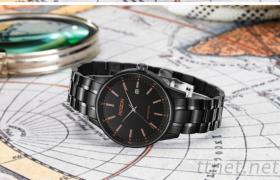 正品勞士頓手錶 男士進口機芯全自動機械錶 商務時尚防水鋼帶男錶