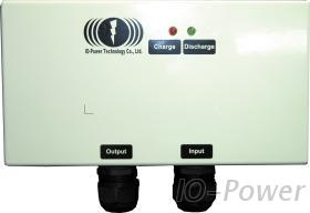 USSP-12V0712-II系列 室内外大功耗型在线式不中断运作电力系统