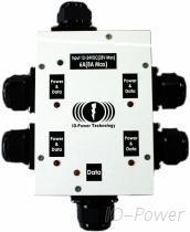 IOP-DPOE-OSW1248-4 室外乙太網路(PoE)4埠標準型直流供電交換機