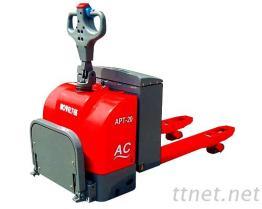 交流電AC無段式全電動拖板車