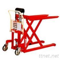 手動油壓升降拖板車/棧板車-倉庫堆貨/進出貨/貨運用 HPL-50,載重500Kg