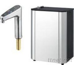 (觸控龍頭型)廚下型 無壓冷熱飲水機-水冷式