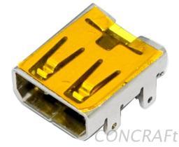 HDMI连接器