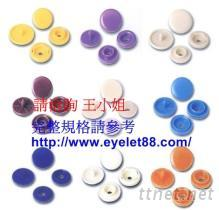 塑鋼扣, 雨衣扣, 鈕扣系列