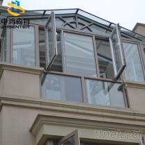 鋼結構鋁合金陽光房