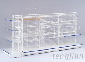 賣場設備-A型豪華架展示架