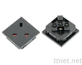 3 Pins 輸出插座