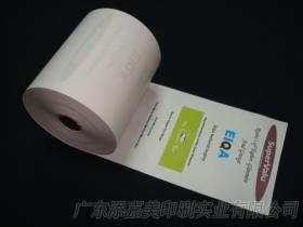 銀行卷紙印刷 熱敏紙印刷
