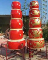 中國大鼓, 戰鼓, 堂鼓, 畫龍鼓, 雕刻龍鼓