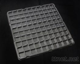100格脆盤-電子包裝盤