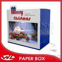 紙製品燈箱