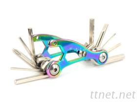 多功能自行車修理工具