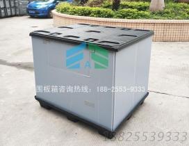 廣東大型1210蜂窩板圍板箱蜂窩板物流週轉箱