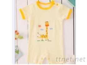 有机棉童装, 婴儿连身衣