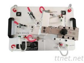 汽车治具 - 前继电器盒支架