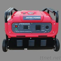 杰特動力提供8KW變頻汽油發電機組